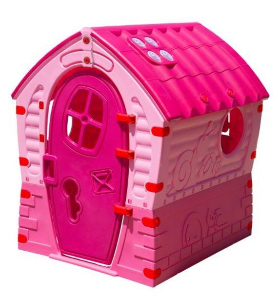 Maison féerique rose offre à 59,49€