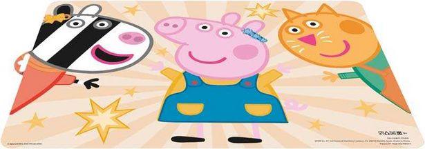 Set de table Peppa Pig offre à 1,99€