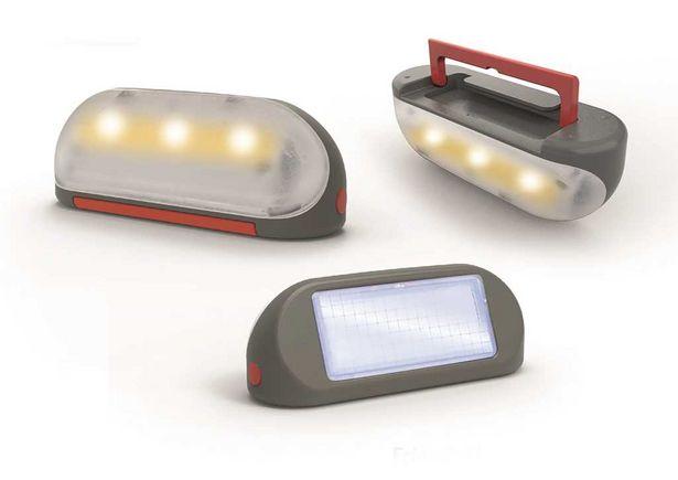Lampe solaire nomade offre à 21,24€
