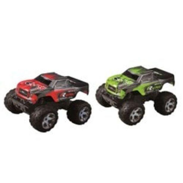 Véhicule radiocommandé Monster Racing Truck 1/10 RTR - VertEZ Drive offre à 44,98€