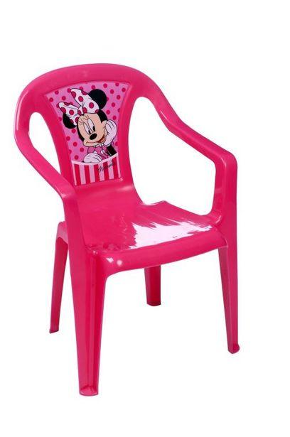 Minnie - Chaise enfant en plastique offre à 7,99€