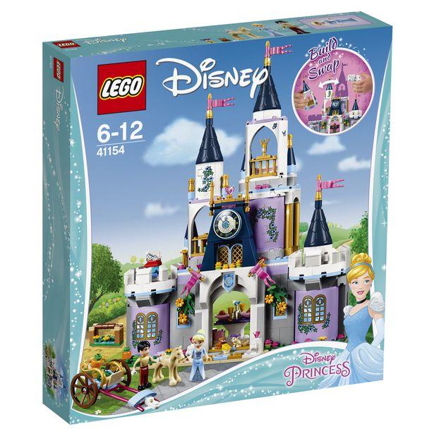 Le palais des rêves de Cendrillon - LEGO Disney - 41154 offre à 42,5€