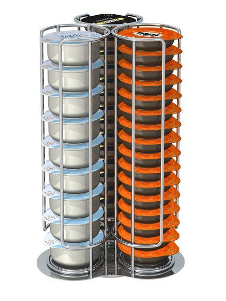 Porte 48 capsules tassimo offre à 29,9€