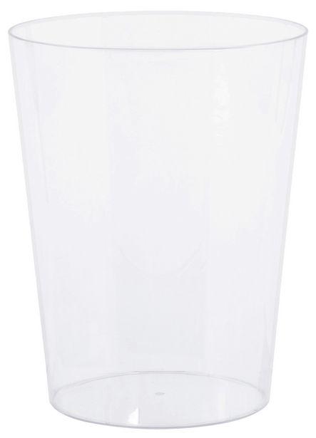Pot de pop corn cylindre grand modèle offre à 3,99€
