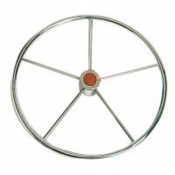 Barre à roue en inox poli miroir offre à 135€