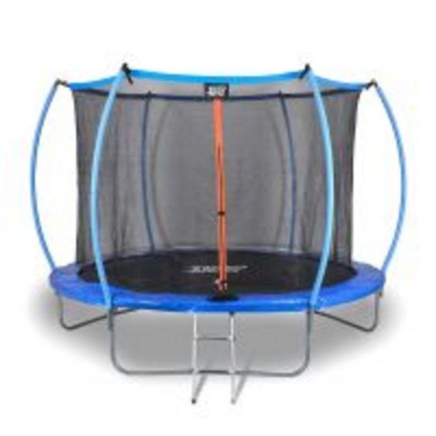 Trampoline de jardin et d'extérieur x-tramp 244 cm offre à 159€