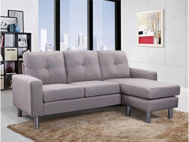 Canapé d'angle réversible Jeremy offre à 299€