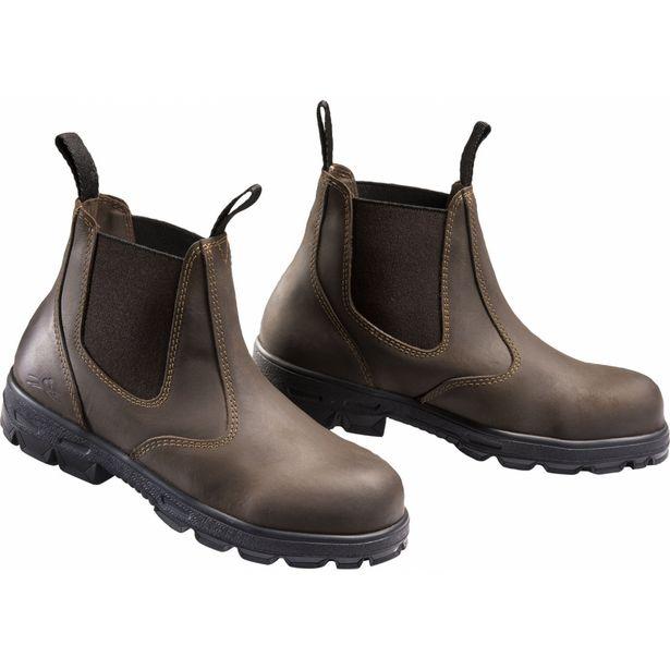 Boots EQUITHÈME Safety offre à 49,9€