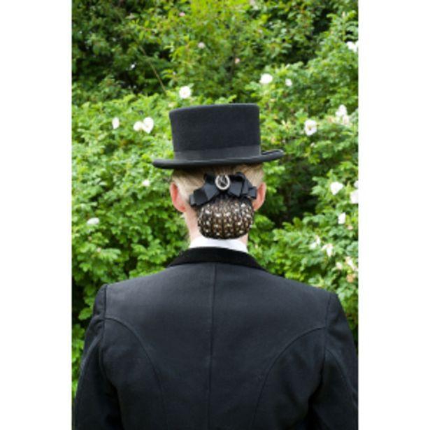 Résille cheveux avec pierres et broche offre à 9,54€