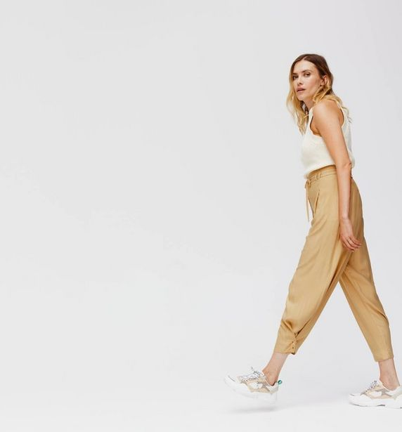 Pantalon style pyjama Femme offre à 20,96€