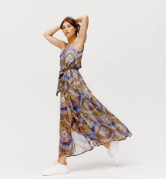Robe imprimée femme offre à 29,97€