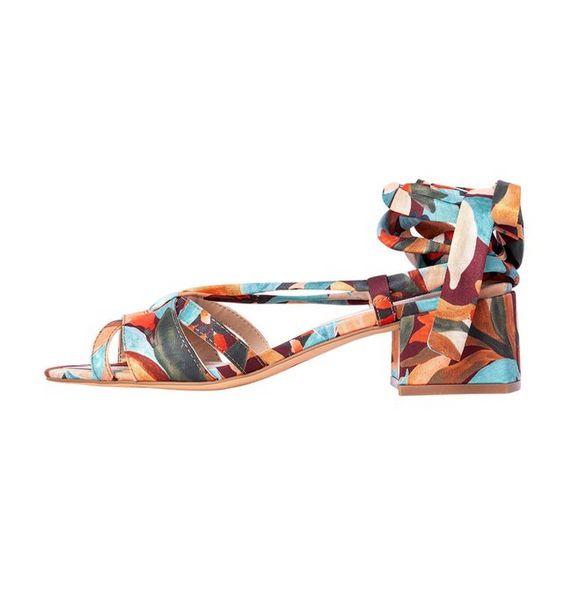 Sandales imprimées Femme offre à 20€