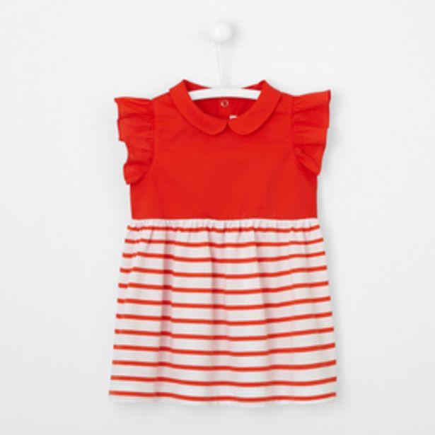 Robe bébé fille à rayures offre à 24,5€