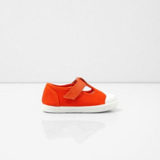 Sandalettes bébé garçon en toile offre à 24,5€