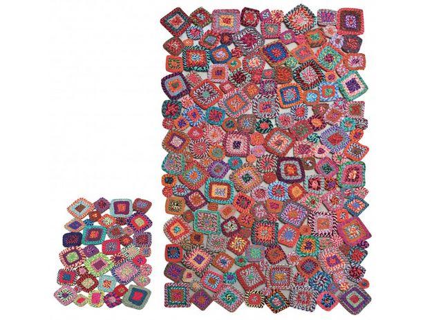 Tapis Gunray Multicolore offre à 276,36€