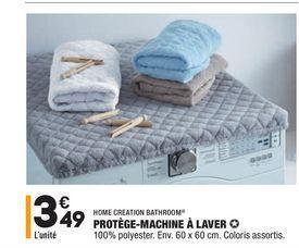 Protege- machine à laver offre à 3,49€