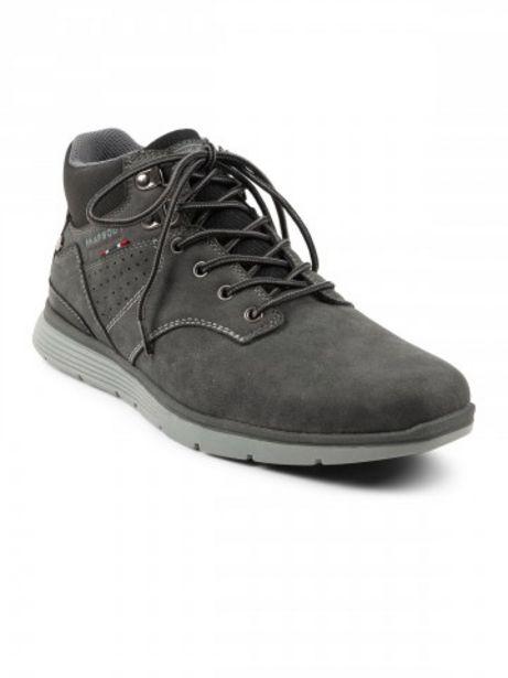 Boots grises homme (41-46) offre à 15€