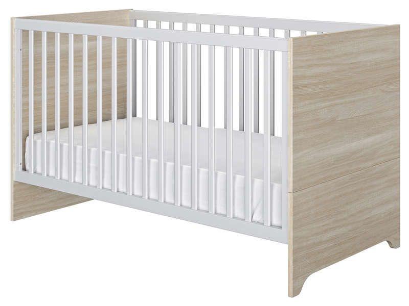 Lit bébé Calinou 70x140 cm offre à 245,83€