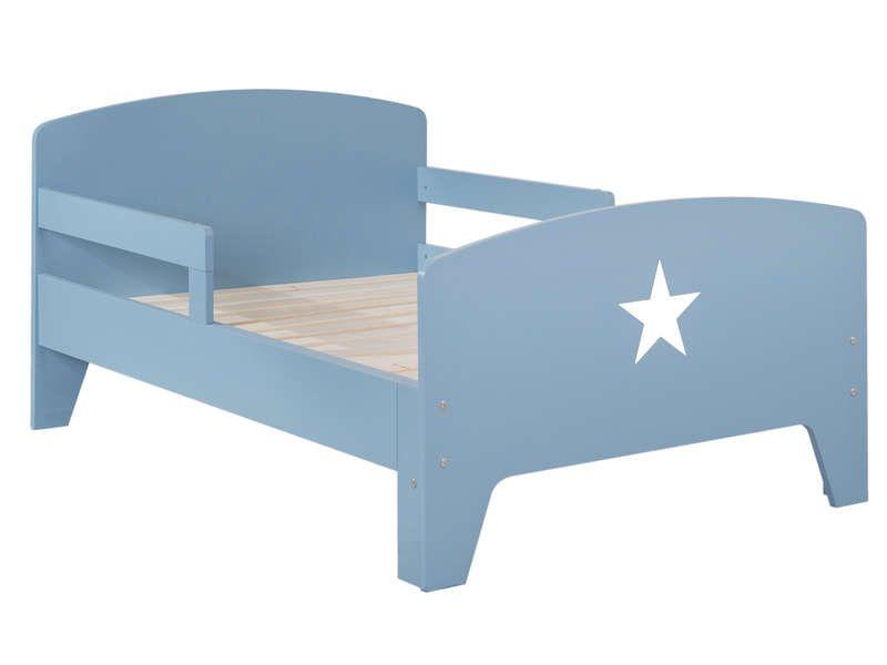 Lit évolutif Star 90 cm offre à 119,98€