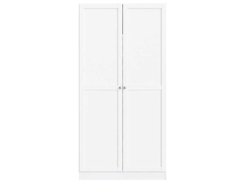 Armoire 2 portes ELSIE offre à 197,85€