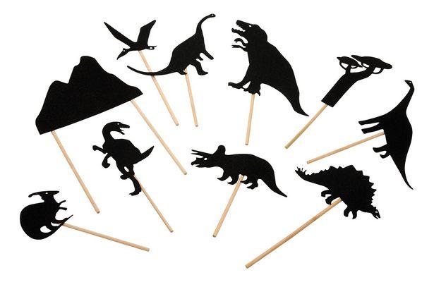 Ombres du soir dinosaures les petites merveilles offre à 10,43€