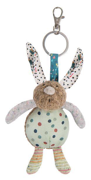 Porte-clé lapin Les Jolis trop beaux offre à 9,03€