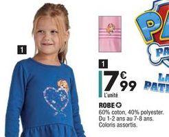 ROBE offre à 7,99€