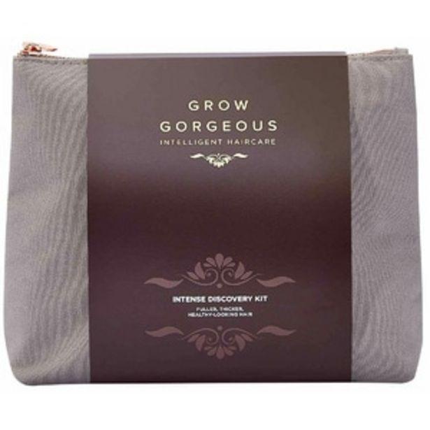 GROW GORGEOUS Intense Regime KitSoin des cheveux offre à 58€