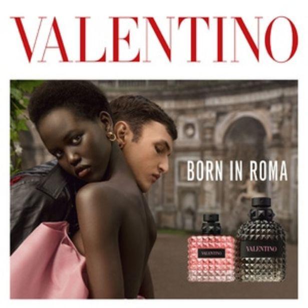 VALENTINO Uomo Born in RomaCoffret Eau de Toilette Pour Lui boisé aromatique offre à 76,5€