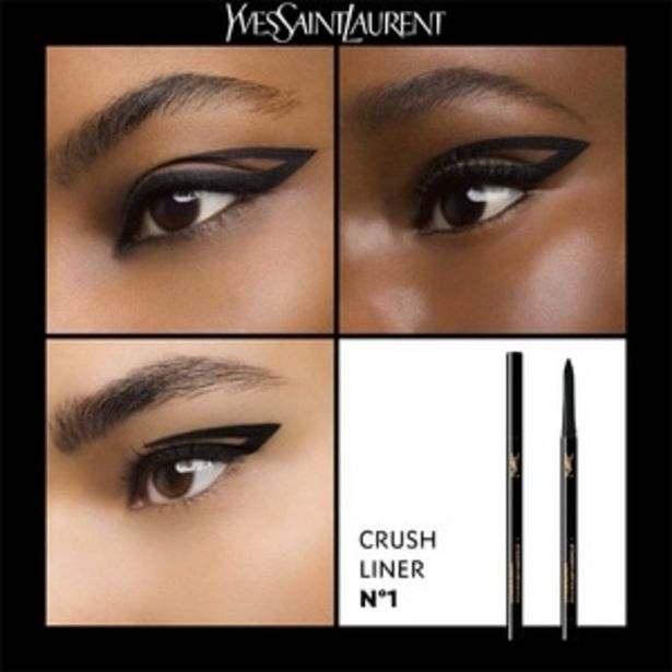 YVES SAINT LAURENT CrushlinerCrayon Yeux - Maquillage YSL offre à 22,42€