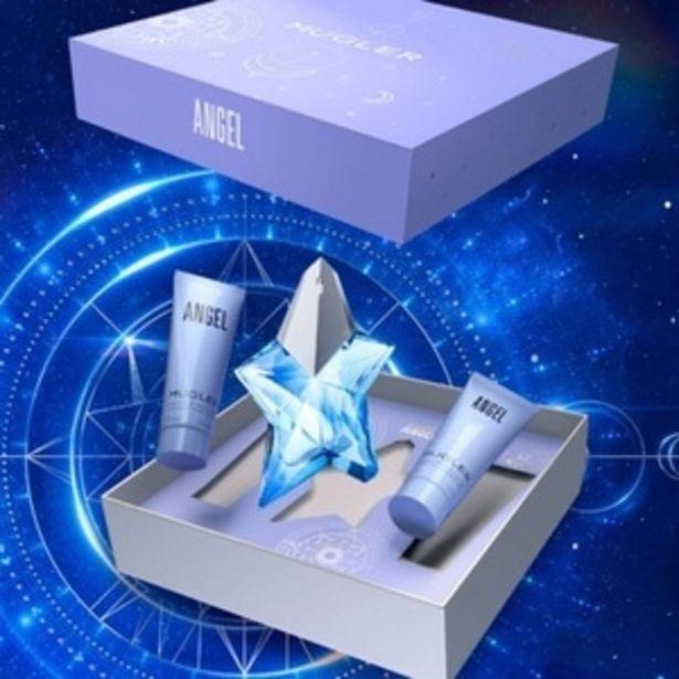 MUGLER AngelCoffret Eau de Parfum offre à 59,92€