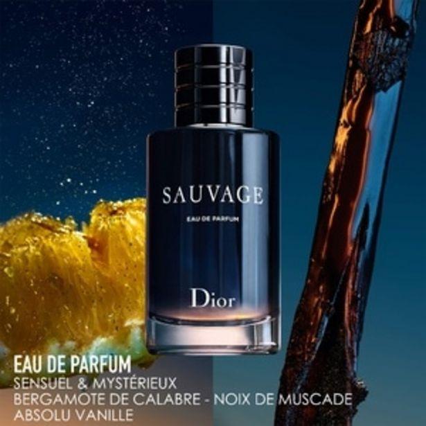 DIOR SauvageEau de Parfum offre à 61,87€