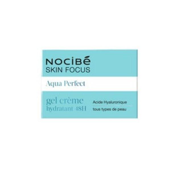 NOCIBÉ Gel crème hydratant 48hSKIN FOCUS- AQUA PERFECT offre à 14,96€