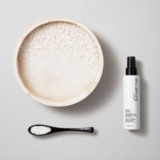 SHU UEMURA ART OF HAIR izumi tonic eau fortifiante corporisanteSpray offre à 43,5€