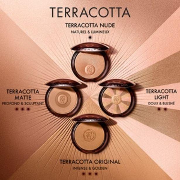 GUERLAIN Terracotta LightLa poudre bonne mine éclat vitaminé offre à 36,5€