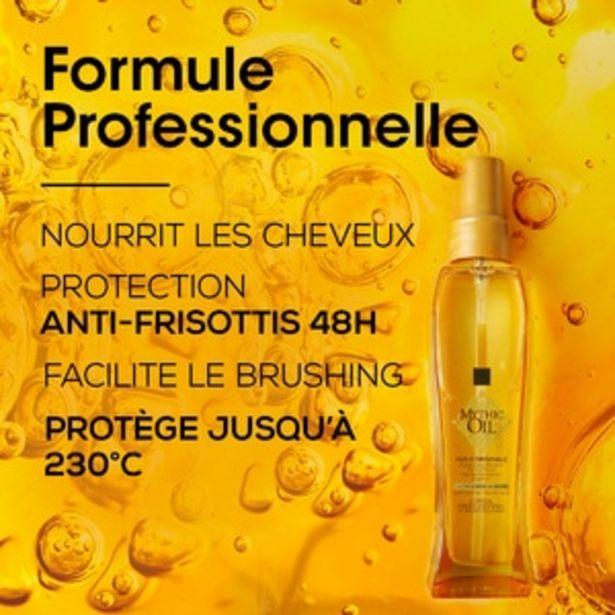 L'ORÉAL PROFESSIONNEL Mythic OilHuile nutritive multiusage offre à 27€