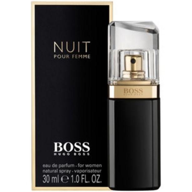 HUGO BOSS BOSS NuitEau de Parfum offre à 29€