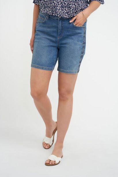 Short en jean avec strass offre à 20€