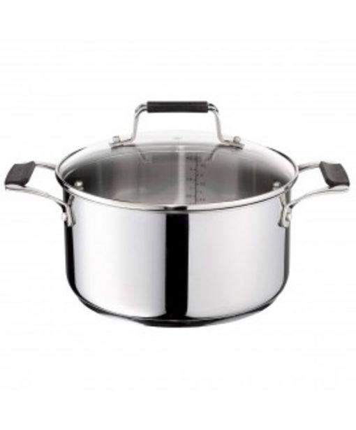Faitout Tefal Jamie Oliver diamètre 24 cm capacité 6,7 litres offre à 19,95€