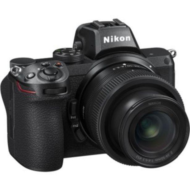 Appareil photo Hybride Nikon Z5 + 24-50mm offre à 1449€