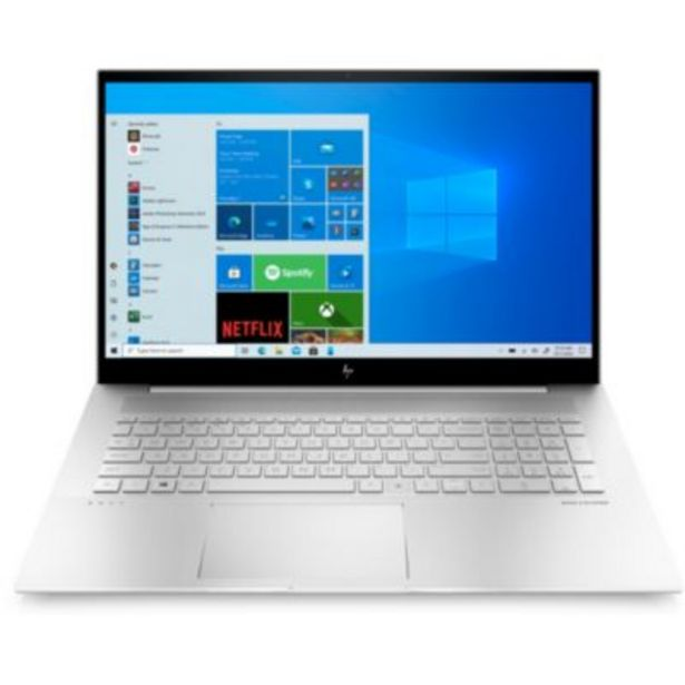 Ordinateur portable HP Envy 17-ch0039nf offre à 1499€
