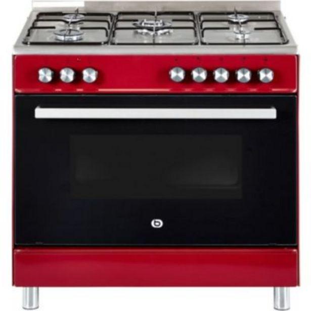 Piano de cuisson mixte Essentielb EMCG916r offre à 499€