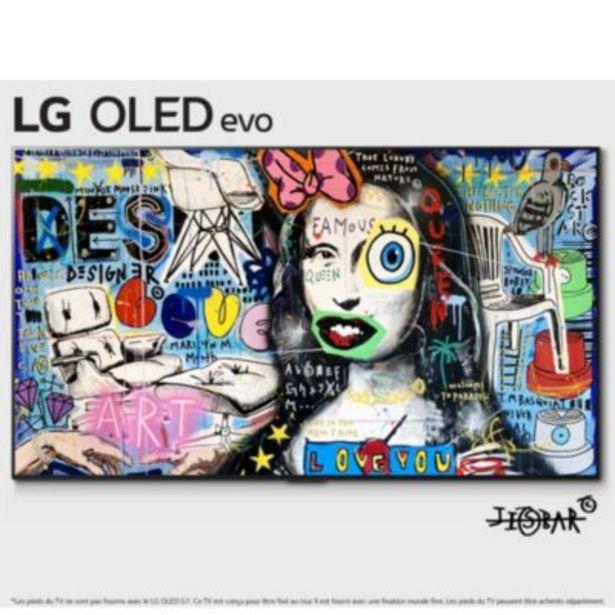 TV OLED LG 55G1 2021 offre à 1690€