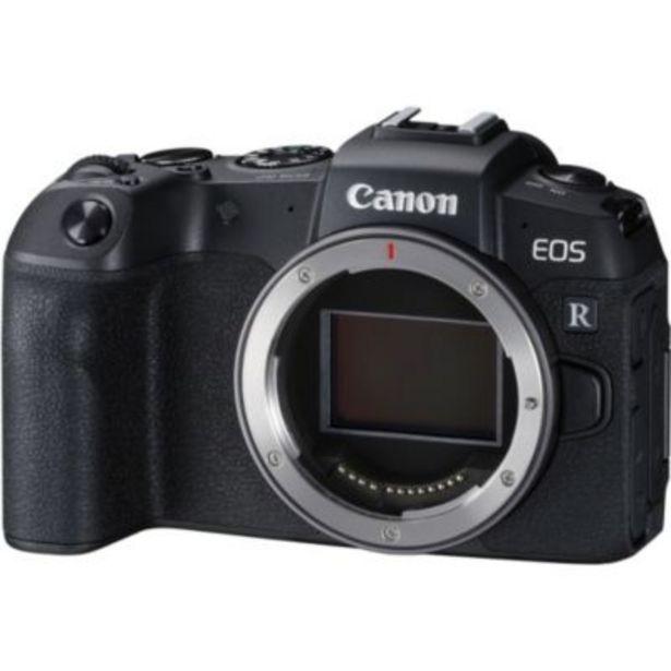 Appareil photo Hybride Canon EOS RP boitier nu offre à 1029€
