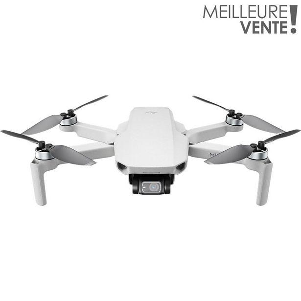 Drone DJI Mavic Mini 2 Fly More Combo offre à 599€
