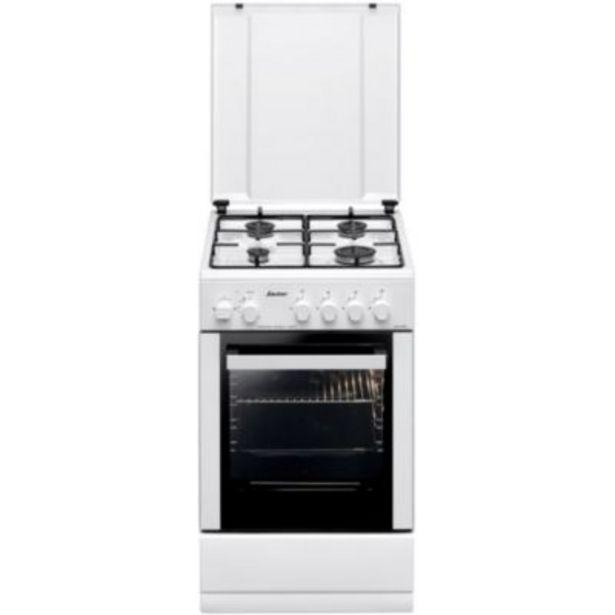 Cuisinière gaz Sauter SCG1553W offre à 399€