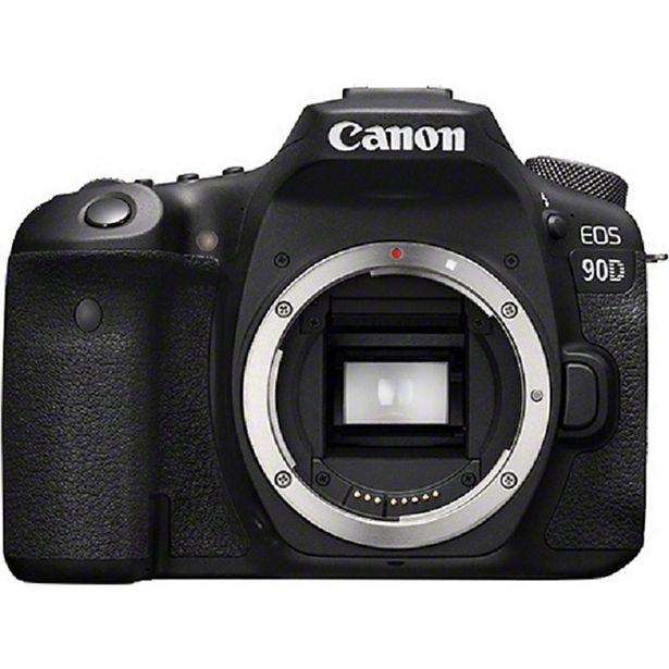 Appareil photo Reflex Canon EOS 90D Nu offre à 1239€