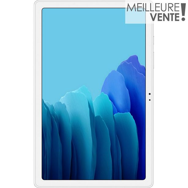 Tablette Android Samsung Galaxy Tab A7 10.4 32 Go Blanche offre à 249€
