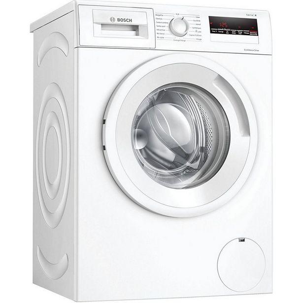 Lave linge hublot Bosch WAN24208FF offre à 426€