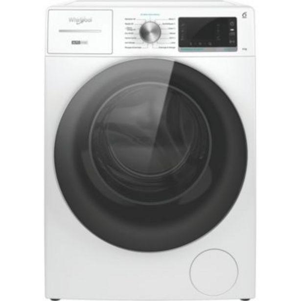 Lave linge hublot Whirlpool W8W946WRFR AUTODOSE offre à 679€